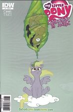 IDW MY LITTLE PONY #1 FRIENDSHIP IS MAGIC DETROIT COMIC BOOK STORES VARIANT EXC.