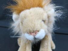 PLUSH TY 1997 CLASSIC SAHARA LION CUB STUFFED ANIMAL MWOT KING OF BEAST SOFT TOY