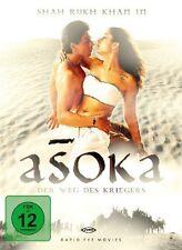 Asoka - Der Weg des Kriegers (Shah Rukh Khan) Bollywood DVD NEU + OVP!