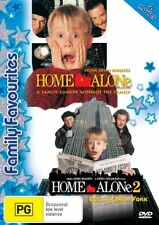Home Alone  / Home Alone 02 - Lost In New York (DVD, 2006, 2-Disc Set)