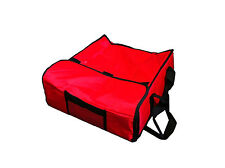 RED PIZZA CONSEGNA BAGS