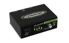 M-Audio MidiSport 2x2 Anniversary Edition Midi Sport Audio 2 x 2 Interface Bus