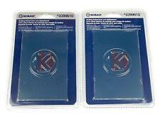 Kobalt Welding Helmet Inner Lens Replacement 0399610 Lot Of 2 New