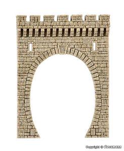 Vollmer Steinkunst H0 48100 Tunnelportal 1-gleisig aus Steinkunst Neu
