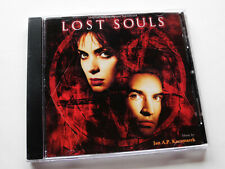 Jan A. P. Kaczmarek LOST SOULS Winona Ryder Ben Chaplin Soundtrack CD New