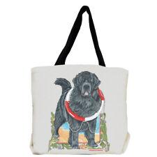 Newfoundland Newfie Dog Tote Bag