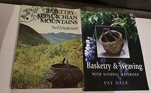 Basketry & Weaving with natural materials-Pat Dale/Basketry of Appalachians