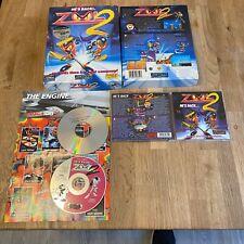Zool 2 - Commodore Amiga CD32 Big Box