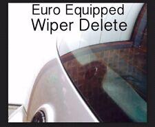 Rear Wiper Delete Bung Dewiper De Wiper Blank Golf Mk4 Mk5 6 7 Leon A3 Polo A1