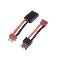 1x Charge Cable Adapter: Traxxas to Deans T-Plug High Current BE