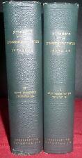 Yiddish Illustd History of the United States by Abraham Cahan 1910-12 2V Judaica