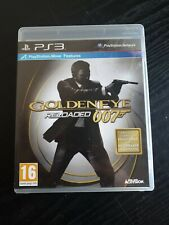 GoldenEye 007: Reloaded Playstation PS3 Action Video Game PAL