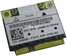 Dell Wireless 1515 (DW1515) 802.11abgn Dual-band PCIe Half DP/N U608F AR5BHB92
