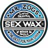 Circular Vinyl Sticker zogs sex wax surfing snowboarding laptop car decal surf