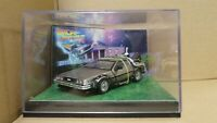 (Pa2) Vitesse Back to the Future II Diecast Model 1/43 DMC DeLorean