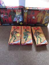 GI Joe Commemorative Collection Lot Of 5 Rare