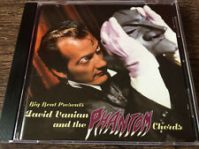 DAVID VANIAN & THE PHANTOM CHORDS - Self Titled CD The Damned