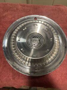 "One1959 Hubcap 15"" Buick LeSabre Invicta Electra Wheel Cover OEM Crown 59 Emblem"