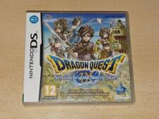 Dragon Quest IX Sentinels of the Starry Skies Nintendo DS 3DS **FREE UK POST**