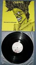 LP von   The Cramps – Bad Music For Bad People
