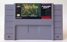 Super Nintendo SNES Secret of Mana Video Game Cartridge