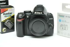 Nikon D3000 10.2-Megapixel DX-format Digital Camera BODY ONLY SN3629476