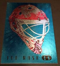 JOEY MACDONALD  2006-07 In The Game Between The Pipes THE MASK IV  Dufex  #M-11