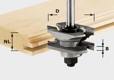 Festool Profil-Nutfräser HW Schaft 8 mm HW S8 D46 x D12-NT   490645