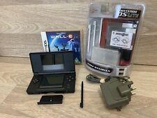 Nintendo Blue DS, Nintendo DS Lite Bundle, Game And Accessories