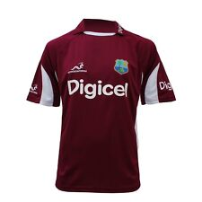 West Indies Cricket TRAINING ODI Shirt BOYS MED