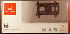 "Sony PROFORMA WT46 Low Profile Tilt TV Wall Mount For 32"" - 46"" Flat"