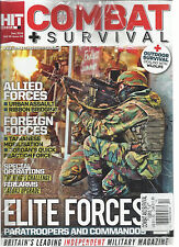 COMBAT+SURVIVAL MAGAZINE,   ELITE FORCES   DECEMBER, 2016   VOL. 28   ISSUE 09
