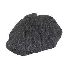 Dickies modèle TUCSON Chapeau homme Plat Casquette, couleur noire, 92992