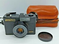 FED-50 CAMERA USSR 35mm Automatic Compact Film Industar-81 lens Soviet vintage