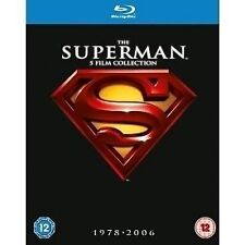 Superman The Ultimate Collection 5051892112765 With Gene Hackman Region B