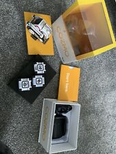 Anki Cozmo Robot - White Excellent Condition With X3 Building Blocks