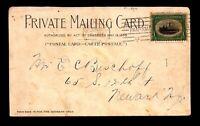 1901 Pan Am Expo Card & Cancel - L8808