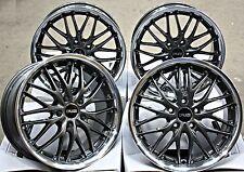 "18"" CRUIZE GM 190 ROUES EN ALLIAGE CONVIENT RENAULT LAGUNA MEGANE MK3 Subaru STI seulement"
