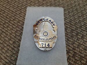 Replica Joe Friday #714---Dragnet TV Show---movie prop