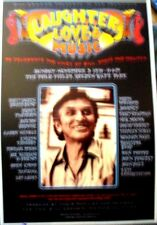 BILL GRAHAM POSTER CELEBRATION Memorial GRATEFUL DEAD Neil Young Journey TUTEN