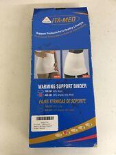 Gabrialla Angora Warming Support Binder 30% angora, 40% wool, Medium, AGS-501