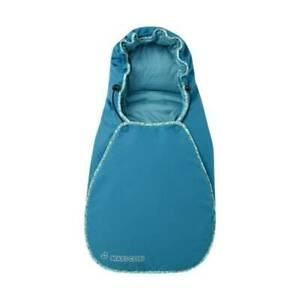 Maxi-Cosi CabrioFix - Footmuff - Mosaic Blue