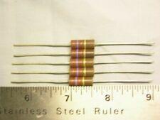 25 IRC 2700ohm 5% 1W Carbon Comp. Resistors