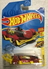 HOT WHEELS CARBONATOR Special Feature Best for Track 2/5 Fast Foodie Open Box