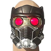 Guardians of the Galaxy Star-Lord LED Mask Halloween Cosplay Full Helmet Props