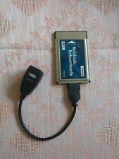 PCMCIA Network Card