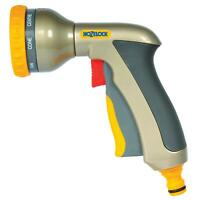 Hozelock Metal Multi Plus Spray Gun for Hose Pipes, Multi Pattern & Flow Control