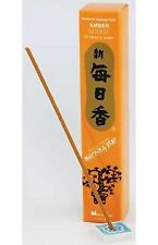 Morning Star Amber Incense 50 Sticks and Holder S-4002 Au