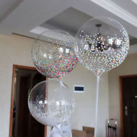 Transparent Latex Balloon Colorful Polka Dot Balloon Wedding Party Decoration