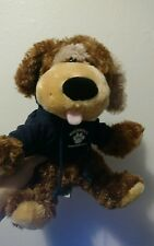 BUCKNELL UNIVERSITY Plush Dog Teddy Bear Graduation Gift School BU Hoodie Puppy